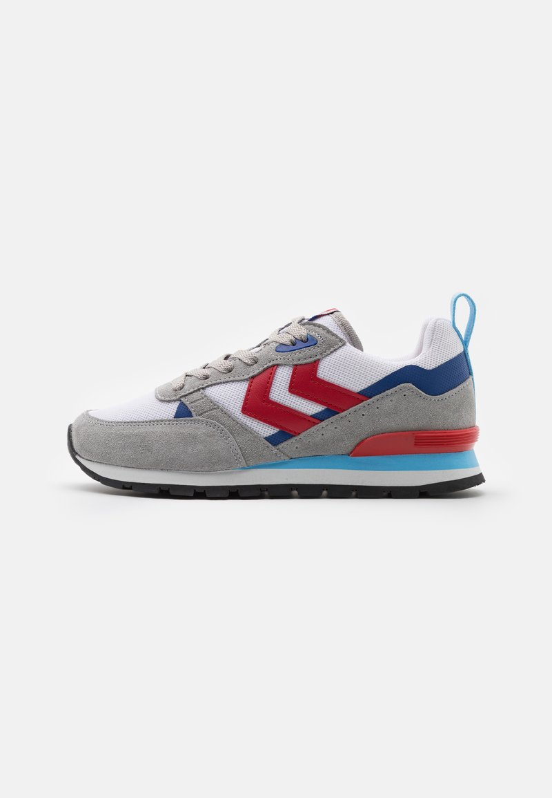 Hummel - THOR UNISEX - Trainers - white/red/blue
