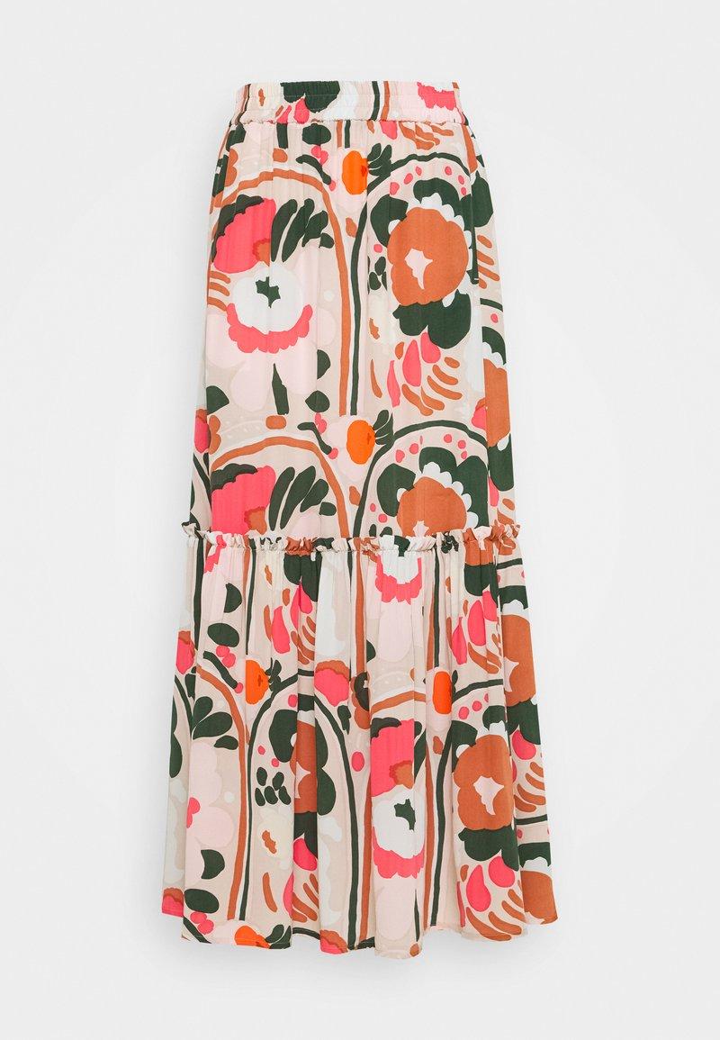 Marimekko - KAAKKO KARUSELLI SKIRT - Jupe trapèze - multi-coloured