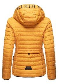 Marikoo - JAYLAA - Winter jacket - dark yellow - 3