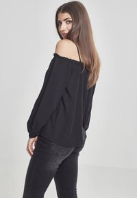 Urban Classics - Long sleeved top - black - 2