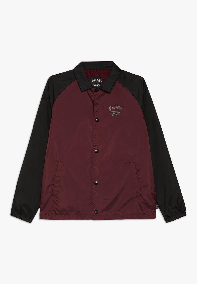 Vans - TORREY BOYS - Waterproof jacket - crest