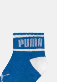 Puma - PUMA BABY WORDING 6 PACK - Sokken - white/blue - 2