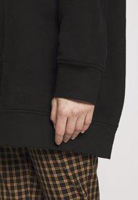 Monki - BEATA - Sweatshirt - black - 5