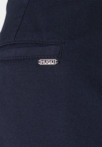 HUGO - HECIA - Chinos - open blue - 2
