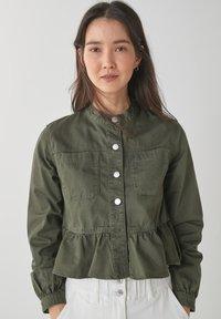 Next - Summer jacket - khaki - 0