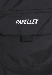 PARELLEX - PEAKER VEST - Smanicato - black - 2
