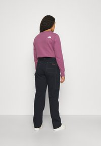 Carhartt WIP - MIGGY DOUBLE KNEE PANT - Džíny Relaxed Fit - astro - 3
