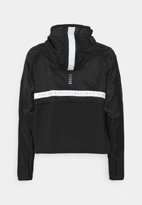 Under Armour - RUN ANYWHERE ANORAK - Giacca da corsa - black - 5