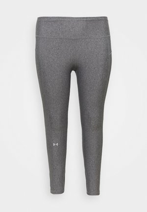 HI RISE LEGGINGS - Medias - charcoal light heather