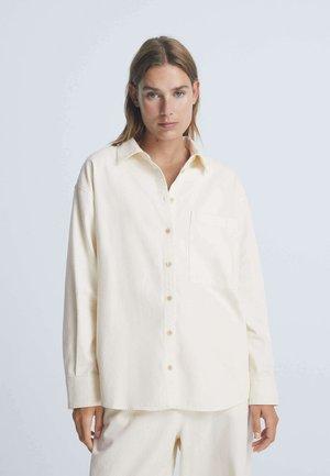 Košile - offwhite