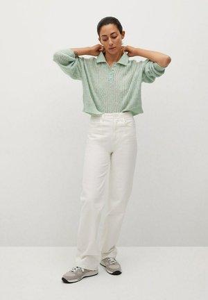 SAFARI - Sweter - pastelgroen