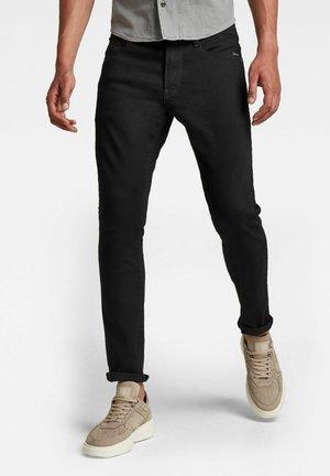 LANCET SKINNY - Jeans Skinny Fit - pitch black
