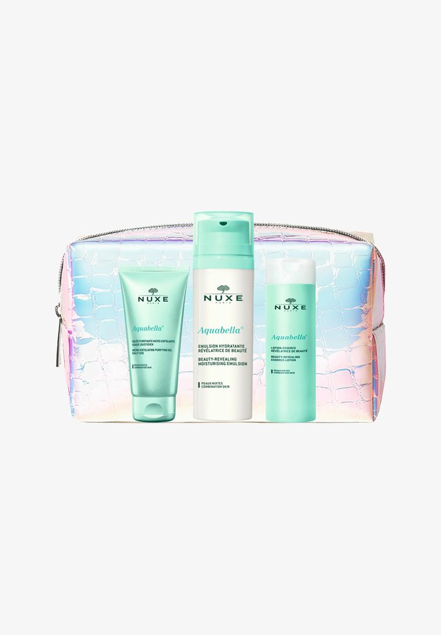 NUXE AQUABELLA® BEAUTY POUCH - Skincare set - -
