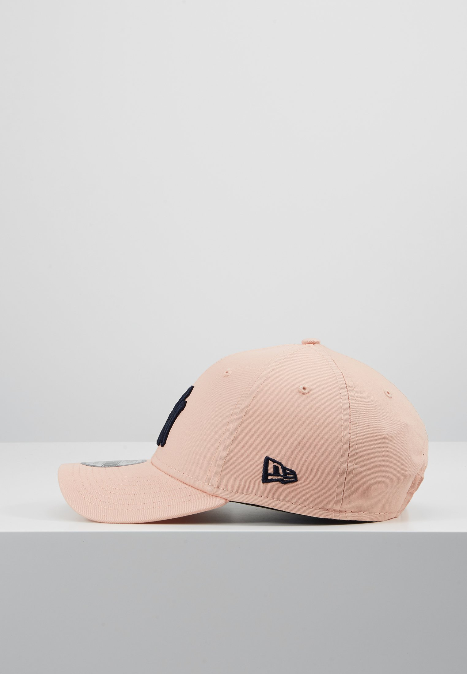 New Era LEAGUE ESSENTIAL 9FORTY - Cap - light pink/lyserosa mwmDzaT8bvzjctP