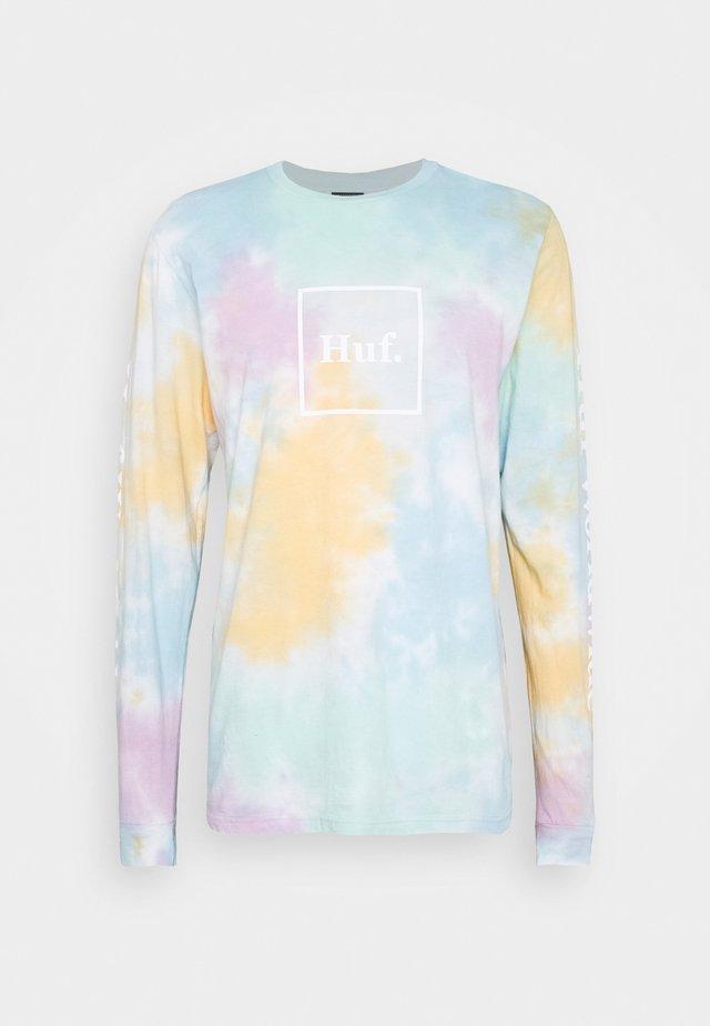 PRISM WASH DOMESTIC TEE - T-shirt à manches longues - multi-coloured