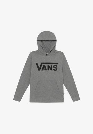 BY VANS CLASSIC PO HOODIE FT BOYS - Jersey con capucha - cement heather