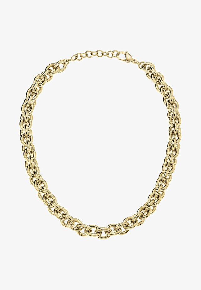 STATEMENT - Necklace - champagner
