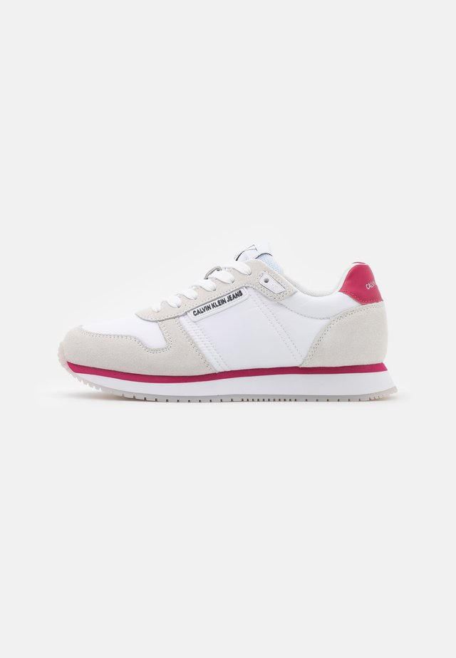 RUNNER LACEUP  - Sneakers basse - bright white