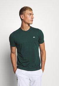 Kappa - HAUKE TEE - Basic T-shirt - ponderosa pine - 0