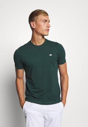 HAUKE TEE - T-shirts - ponderosa pine