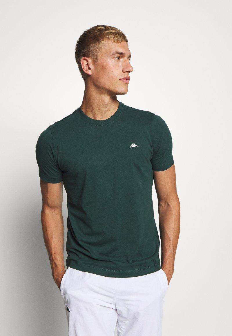 Kappa - HAUKE TEE - Basic T-shirt - ponderosa pine