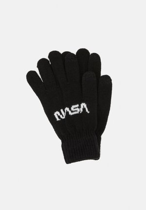 NASA GLOVE - Rukavice - black