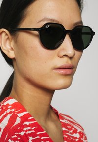 Ray-Ban - UNISEX - Sunglasses - shiny black - 1