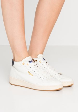 OLYMPIA - Sneaker high - white