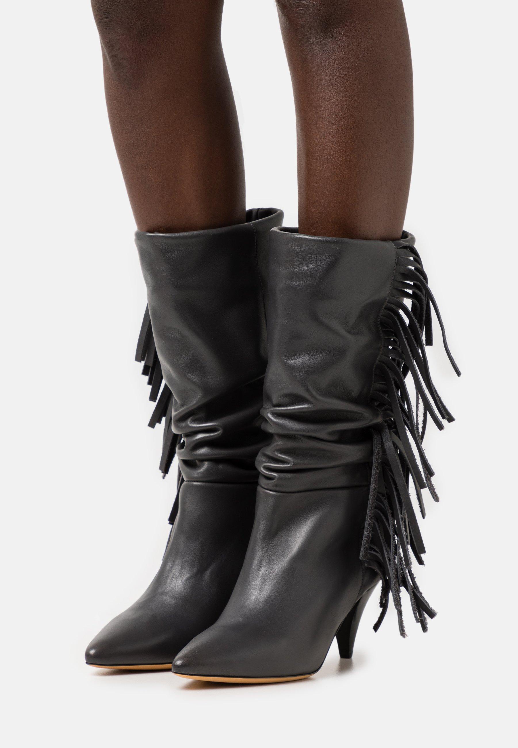 Women CRANKO - Cowboy/Biker boots