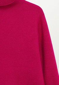 Mango - CHIMNEY - Pullover - růžovočervená - 6