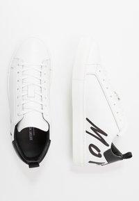 Antony Morato - SCREEN - Sneakers laag - white - 1