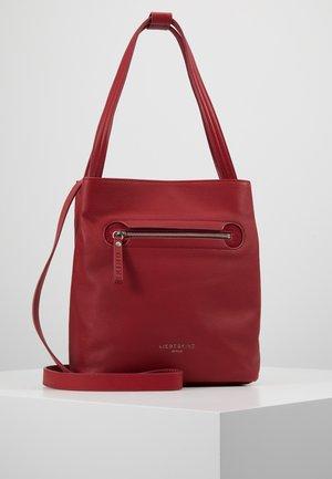 MDHOBOM - Handbag - dahlia red