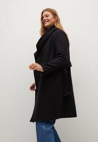 Violeta by Mango - ROSI7 - Classic coat - schwarz - 3