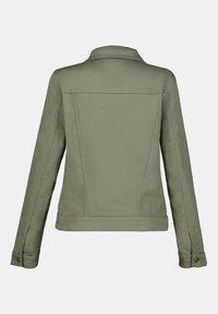 GINA LAURA - Denim jacket - khakigrün - 3