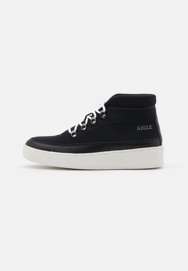 SKILON MID NEW - Ankelstøvler - black