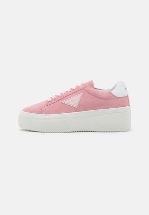SHINE  - Sneakersy niskie - pink
