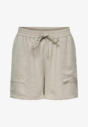 EINFARBIGE - Shorts - chateau gray