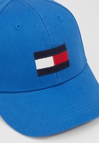 Tommy Hilfiger - BIG FLAG CAP - Kšiltovka - blue - 2