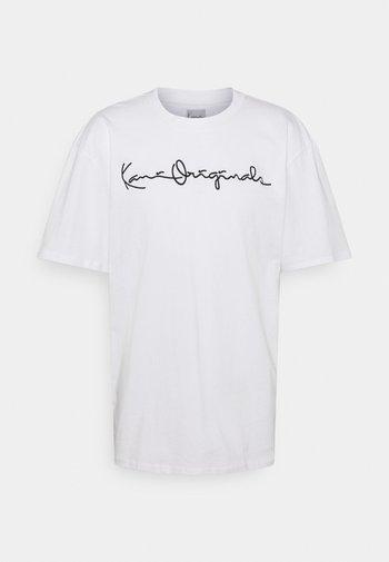 ORIGINALS TEE UNISEX - T-shirt con stampa - white