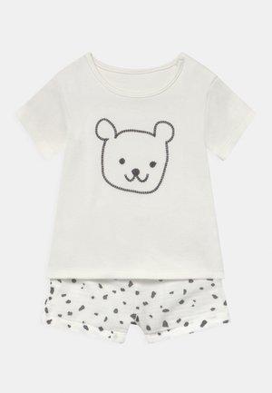 BABY BEAR AND SPOT UNISEX - Pyjama set - white