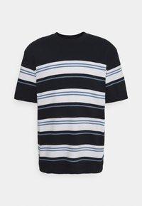 ARKET - Camiseta estampada - blue - 0