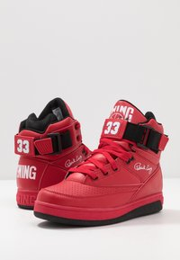 Ewing - 33 HI - Zapatillas altas - chinese red/black/white - 5