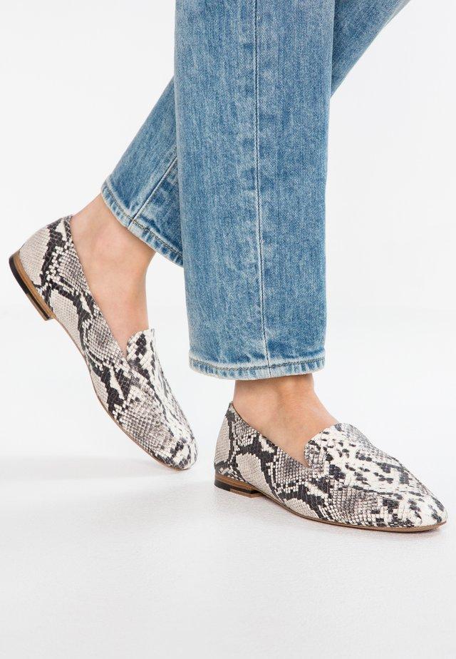 Slippers - naturel