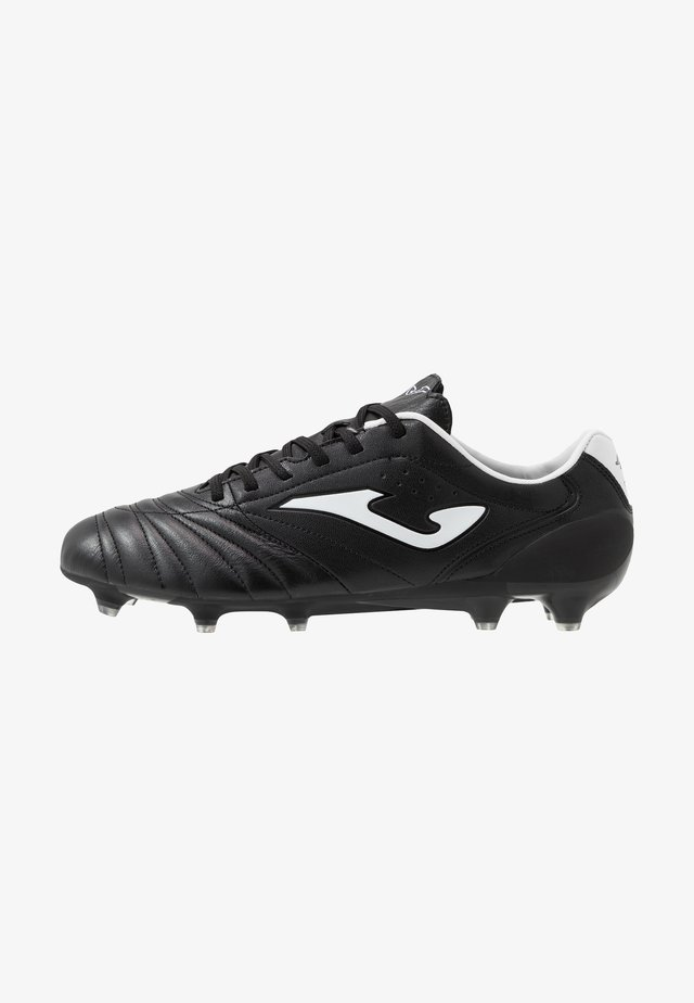 AGUILA PRO - Voetbalschoenen met kunststof noppen - black