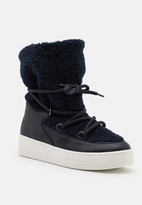 Esprit - BOLOGNA  - Lace-up ankle boots - navy - 5