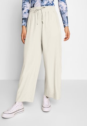 TAVI TROUSERS - Pantalones - light beige