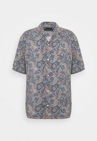 AllSaints - TRANSMISSION SHIRT - Skjorter - blue - 0