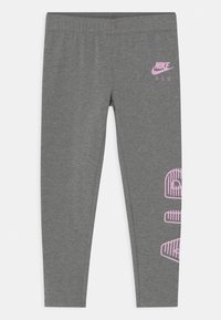 Nike Sportswear - AIR - Legíny - carbon heather - 0