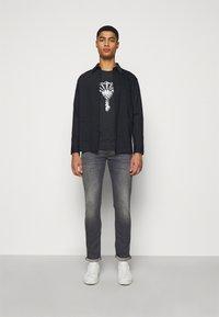 JOOP! - ALERIO - Print T-shirt - dark blue - 1