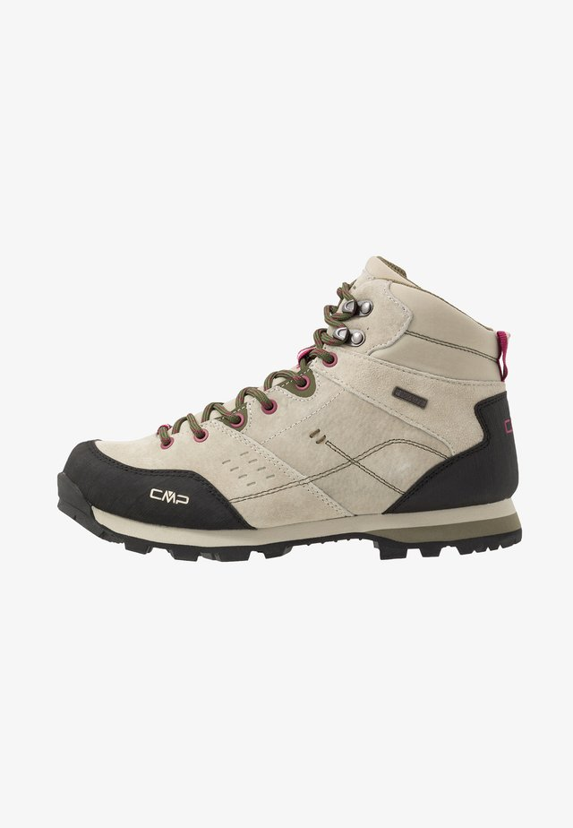 ALCOR MID TREKKING SHOE WP - Chaussures de marche - sage